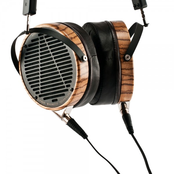 Audeze-LCD3-Zebrawood-Leather-Hanging-Cables